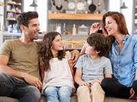 Părinții și copiii vorbesc