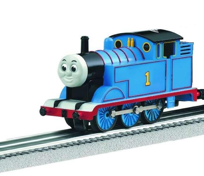 Trenuletul Thomas - sina, trenulet, roti (3×3)