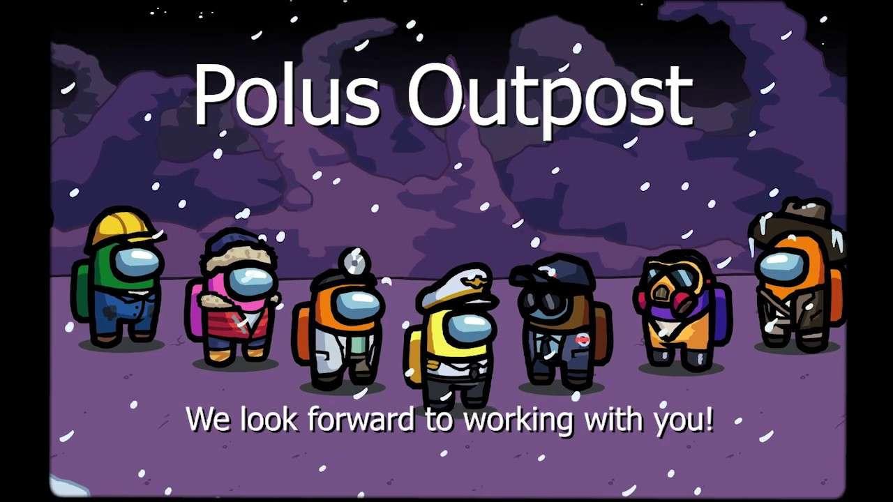 polus outpost - el polus es un lugar muy frio (3×2)