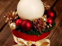Karácsonyi dekoráció - m ....................