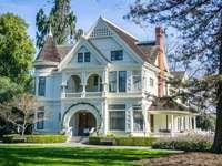 viktorianische Villa - m ....................