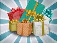 Dárky od Santa Clause - Dárky od Santa Clause