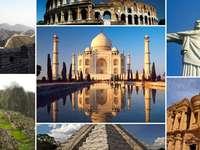 De sju underverk i den antika världen