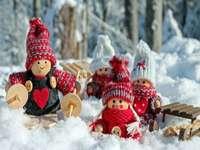 De geneugten van de winter