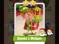 Aiutante di Babbo Natale - L'aiutante di Babbo Natale? Buona fortuna con la posa?