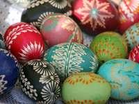 técnica de decoração de ovo - m ....................