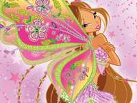 Winx club flora believix - Winx club flora believix