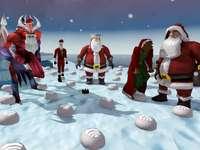 Karácsonyi kalandok - 1. tevékenység