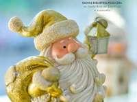 Rompecabezas para Papá Noel
