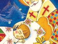 San Nicolás el dador - El santo amigo de los niños