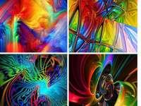 Farben und mehr