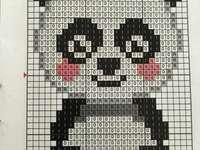 Panda bear - they are beautiful and loving