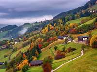 autumn in the mountains - m ..............................