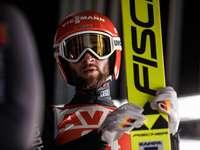 Markus Eisenbichler - Saltador de esqui alemão, jogador do clube TSV Siegsdorf. Campeão mundial individual de big hill 2