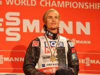 Daniel-André Tande - Daniel-André Tande - sauteur à ski norvégien.