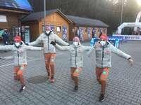 Sauteurs à ski allemands - Sauteurs à ski allemands