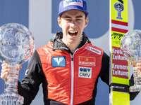 Stefan Kraft - Stefan Kraft - sauteur à ski autrichien.