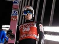 Johann André Forfang - Johann André Forfang - saltador de esqui norueguês.