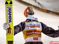 Markus Eisenbichler - Markus Eisenbichler - saltador de esqui alemão.