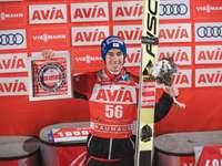 Stefan Kraft - Stefan Kraft - saltador de esqui austríaco.