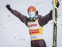 Markus Eisenbichler - Markus Eisenbichler - sauteur à ski allemand.