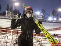 Karl Geiger - Karl Geiger - saltador de esqui alemão.