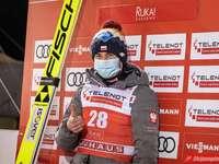 Kamil Wiktor Stoch - Kamil Wiktor Stoch - saltador de esqui polonês.