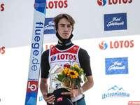 Sander Vossan Eriksen - Sander Vossan Eriksen - Jersey de esquí noruego
