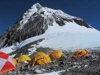 acampamento 4 everest