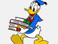 DONALD KACSA - Kaczor Fauntleroy Donald (Donald Fauntleroy Duck, Paperino tulajdonában) - Kaczor Kwaczymon és Hor