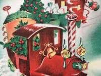 tren de Crăciun - m ...........................
