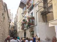 alee.. - stradă din orașul Bari