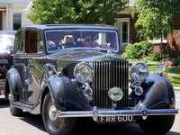 Rolls-Royce 1939 Saloon Thrupp & Maberly