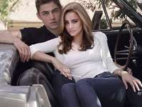 Tessa Young e Hardin Scott