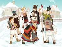 Zimowe tradycje i zwyczaje