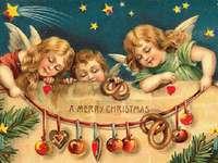 Χριστούγεννα Άγγελοι