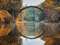 Rakotzův most, Německo