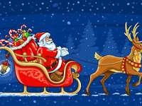 Шейни на Дядо Коледа