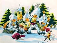 Carols, carols