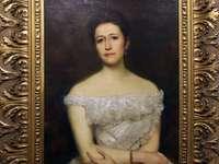 portrait de Maria Pstrokońska