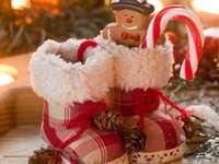 Niespodzianki od Świętego Mikołaja
