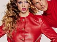 Mr. e Mrs. in rosso