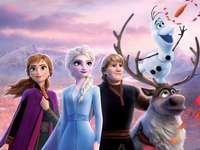 """""""Je veux croire aux rêves"""" *. """"Frozen II"""""""