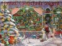 Коледен универсален магазин