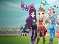 Ever After High dragon-spel