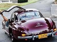 mercedes 300 S L Németország