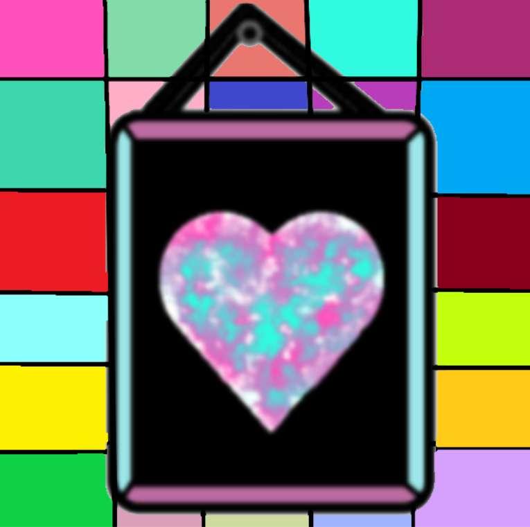 Mijn hart ❤ - IK HOOP DAT JE EEN GOEDE TIJD HEBT OM DE Puzzel TE MAKEN (9×9)