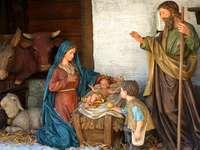Żłóbek narodzin Jezusa