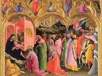 Obraz narodzin Jezusa