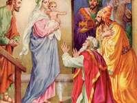 Картина на раждането на Исус
